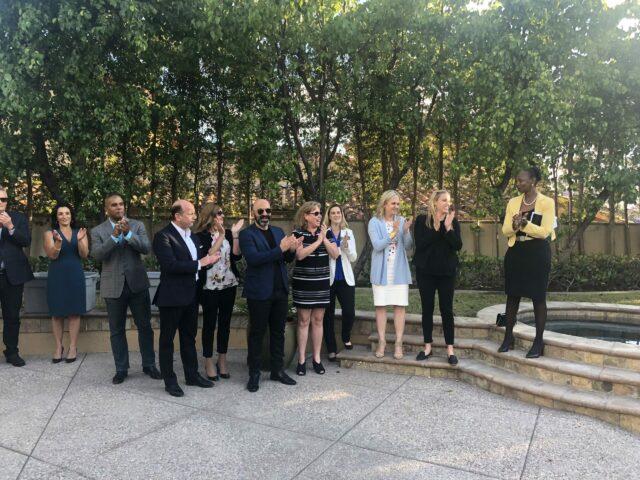 2018 Wally Award Presentation